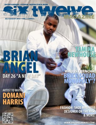 JULY|AUGUST 2012 ISSUE
