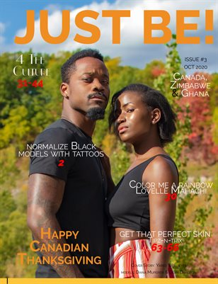 JUST BE! ISSUE 3