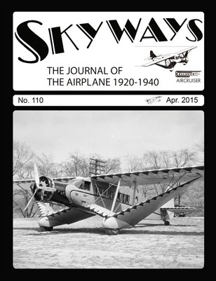 Skyways #110 - April 2015