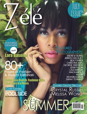 ZéléMagazine_JULY 2015 Issue #14