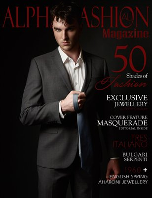 Australian Edition Issue#2 - 50 Shades Of Fashion-2016 (R)
