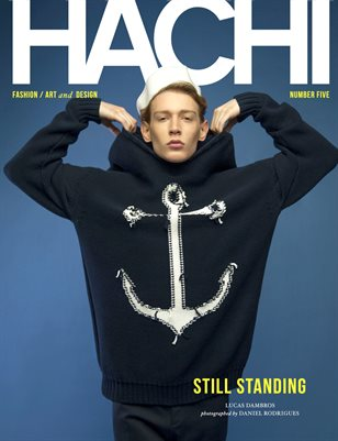 HACHI mag / STILL STANDING