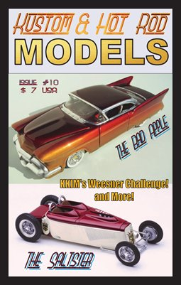 Kustom & Hot Rod Models Magazine Issue 10