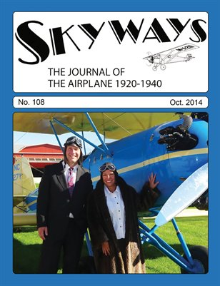 Skyways #108 - October 2014