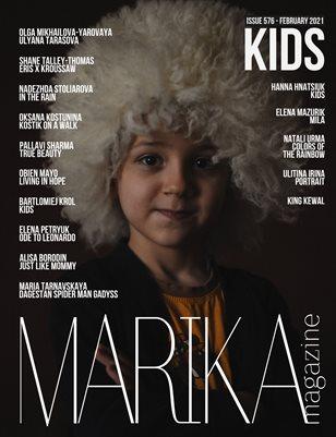 MARIKA MAGAZINE KIDS (ISSUE 576 - February)