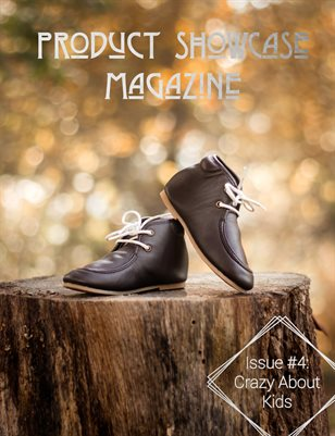 Product Showcase Magazine - Crazy About Kids