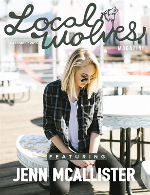 ISSUE 32 - JENN MCALLISTER