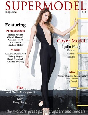 Supermodel Magazine Issue 011