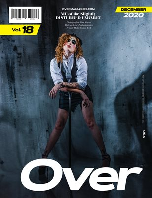 DECEMBER 2020 Issue (Vol – 18) | OVER Magazines