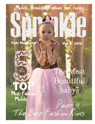 Sprinkle Kids Magazine Vol. 6