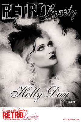 Holly Day Cover Poster