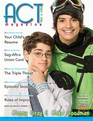ACT Like A Child Magazine Issue 17