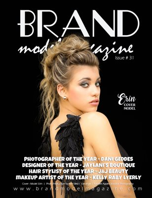 Brand Model Magazine - Issue # 31