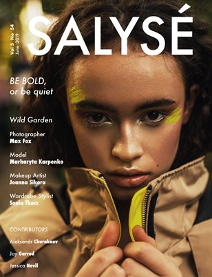 SALYSÉ Magazine | Vol 5 No 54 | JUNE 2019 |