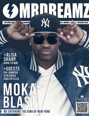 Moka Blast Mr Dreamz Spring 2015