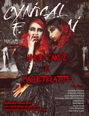 Cynical Fashion Mag Issue #5