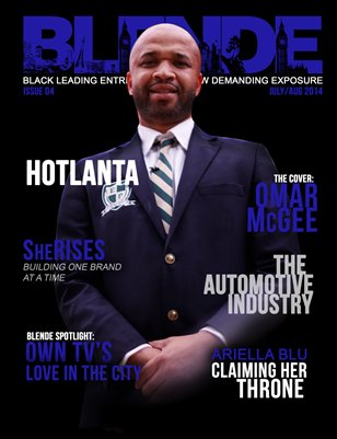 BLENDE Magazine Issue 4