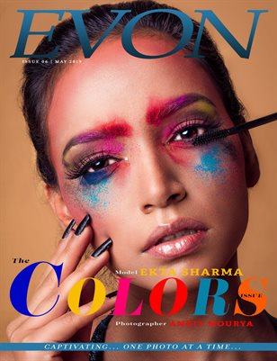 May COLORS Issue (Issue 06 | 2019)
