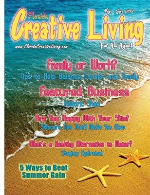 Florida Creative Living - Issue #5