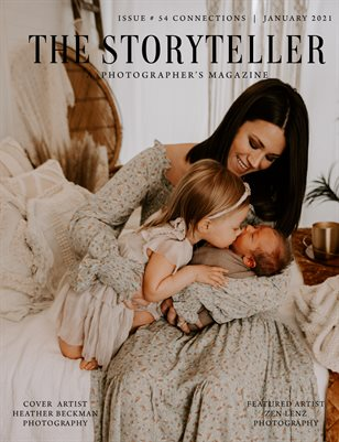 The Storyteller Magazine Issue #54 Connections