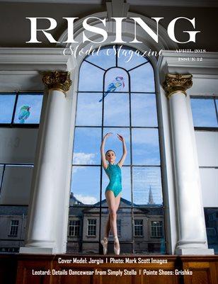 Rising Model Magazine Issue #12