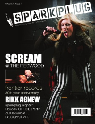 Sparkplug Magazine Issue #1