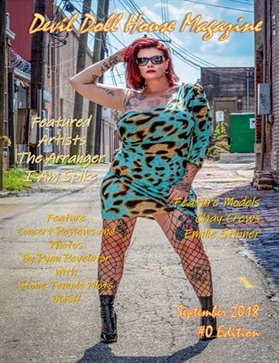 Devil Doll House Magazine #0 Edition