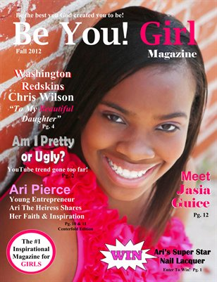 Be You! Girl Magazine Fall 2012