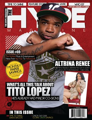 The Hype Magazine issue #69