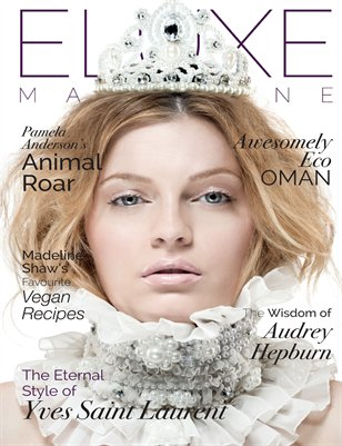 Eluxe Magazine, Issue 7