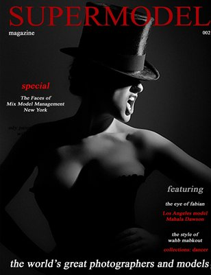 Supermodel Magazine Issue 2 February 2013