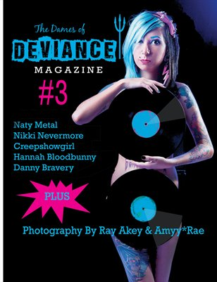 Dames of Deviance Issue 3