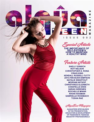 AlquaTeen Magazine - Issue 002