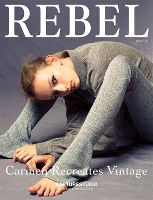 Rebel Magazine Issue AG