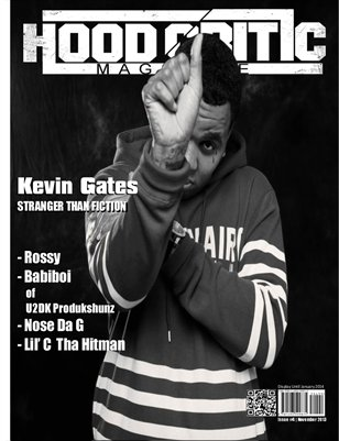 Hood Critic Magazine - Issue #4