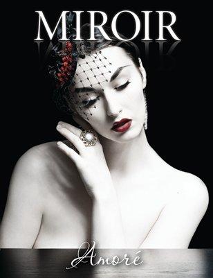 MIROIR MAGAZINE • Amoré • Bonnie Wood - Amore de Mori