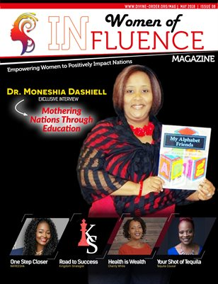 Women of Influence May 2018