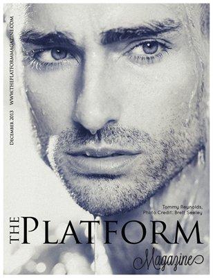 Cover The Platform Magazine Dec 2013