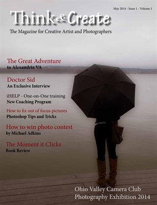 Think and Create Magazine Vol. 1