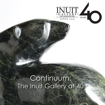 Continuum: The Inuit Gallery at 40