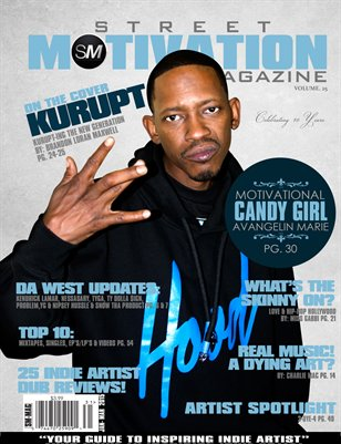 Vol. 25 Ft. Kurupt