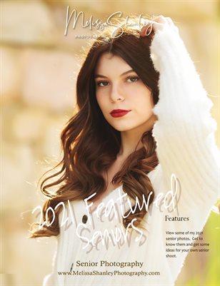 2021 Featured Seniors Magazine