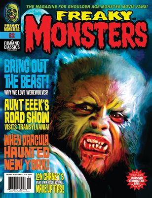 FREAKY MONSTERS #02