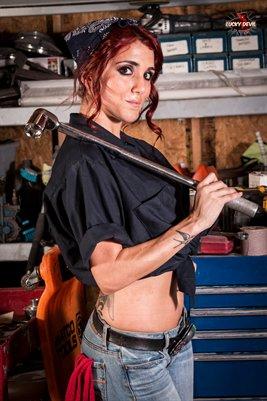 Rachelle Razor Mechanic II