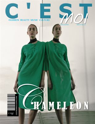 C'est Moi Magazine Issue Twenty One