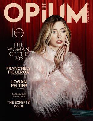 Opium Red April 2021 Vol 7