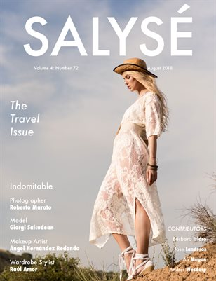 SALYSÉ Magazine | Vol 4 : No 72 | August 2018