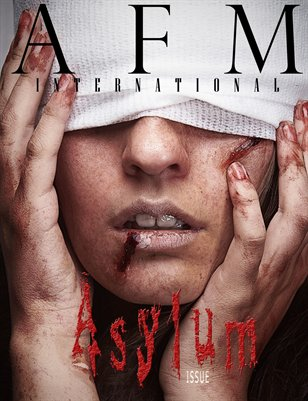 Asylum Issue 2016 (Cover 2)