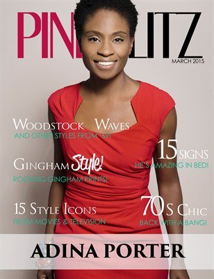 PinkBlitz Magazine March 2015