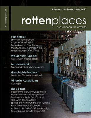 rottenplaces Magazin 4/2018